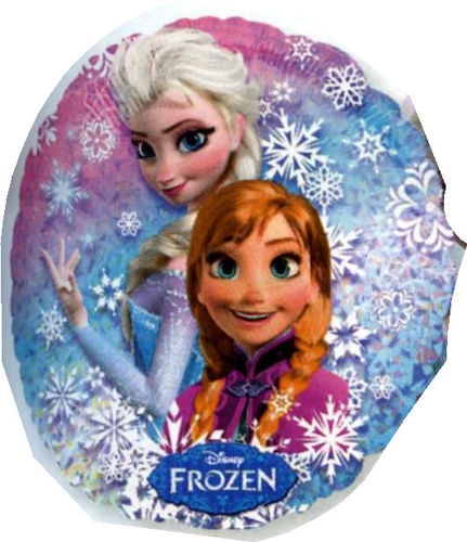 frozen ballon